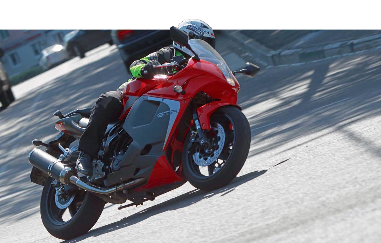 Мотоциклы хьюсонг отзывы