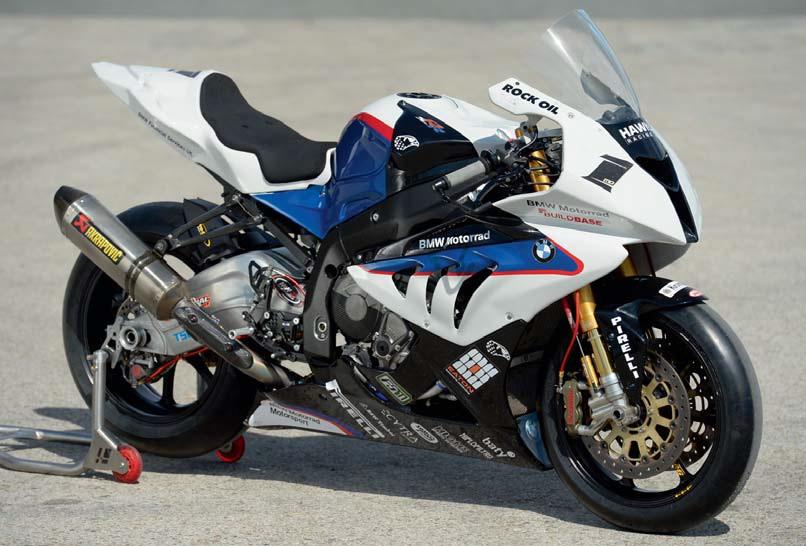 BMW S1000RR Superbike(IOMTT) #6