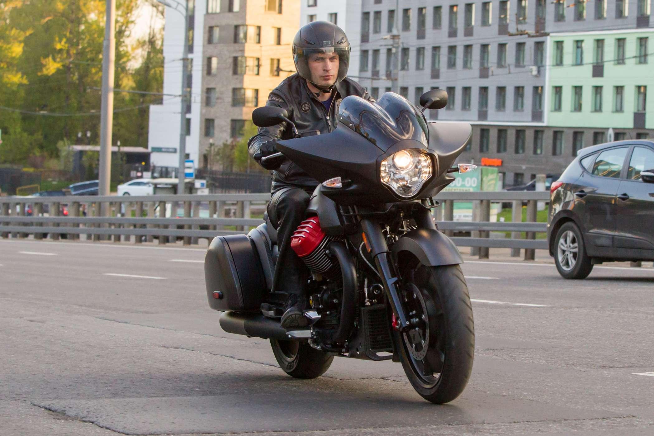 Moto GuzziMGX-21