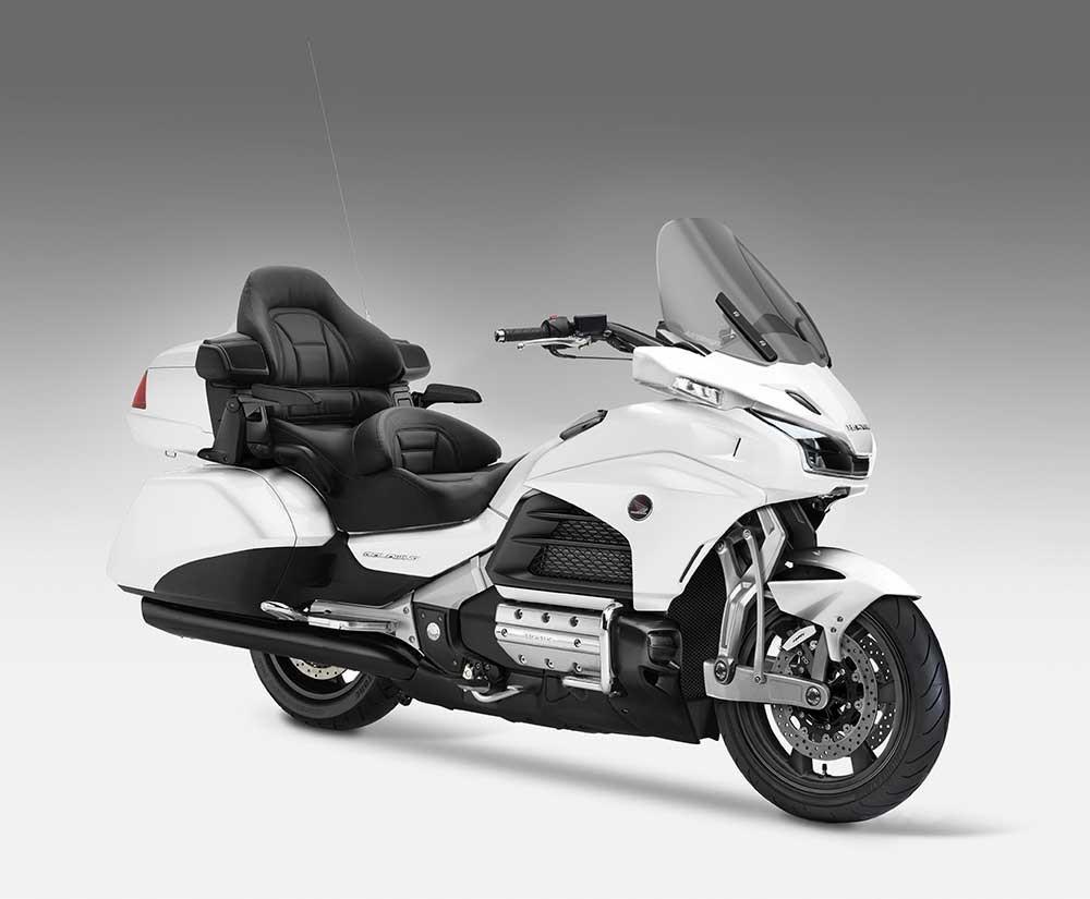 Honda готовит новый Gold Wing к 2018 году In Motoru