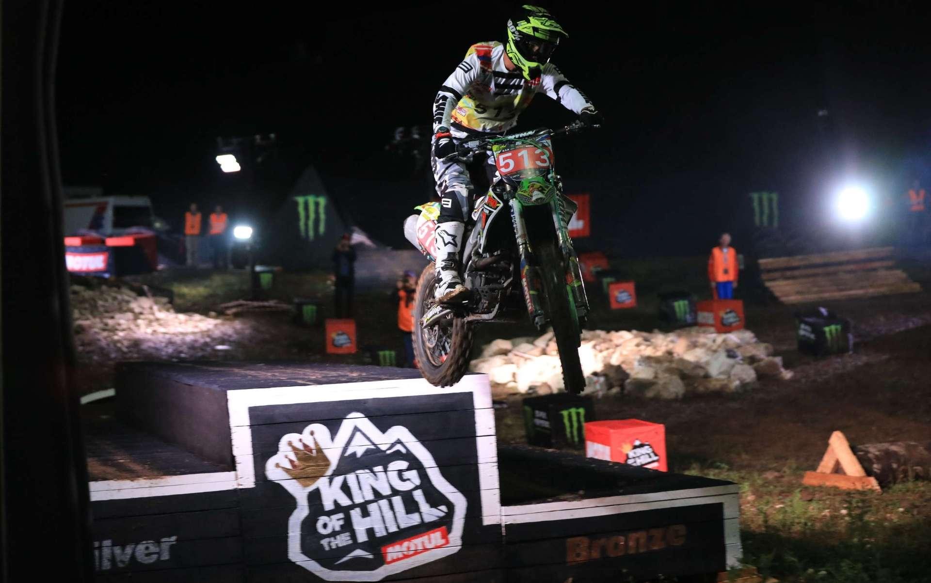 Motul King of the Hill 2018 (Сочи): Результаты гонки