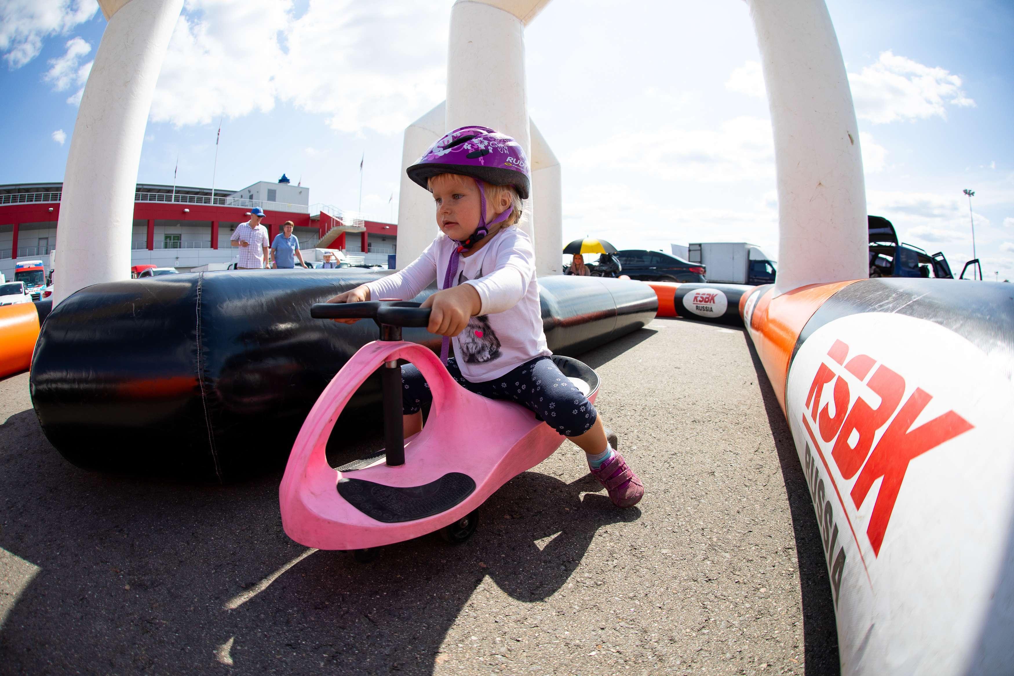 RSBK 2018: результаты финального этапа на Moscow Race Way