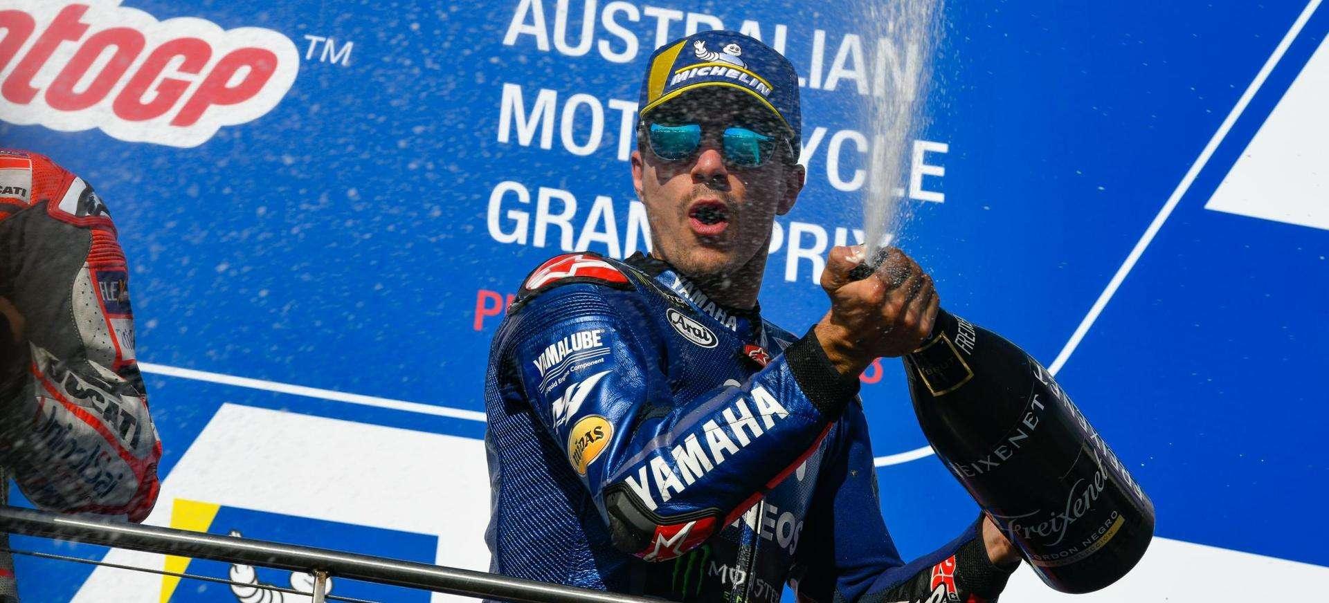 MotoGP 2018: Результаты Гран-При Австралии, Phillip Island (38 фото + видео)