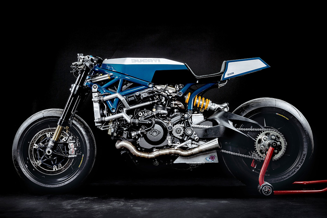 Ducati Monster 1200R Pandora Young Guns Speed Shop_2