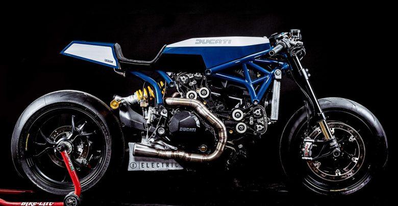 Ducati Monster 1200R Pandora Young Guns Speed Shop
