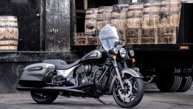 Indian Springfield Dark Horse Jack Daniel`s Limited Edition