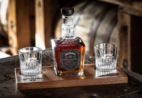 Indian Springfield Dark Horse Jack Daniel`s Limited Edition-4