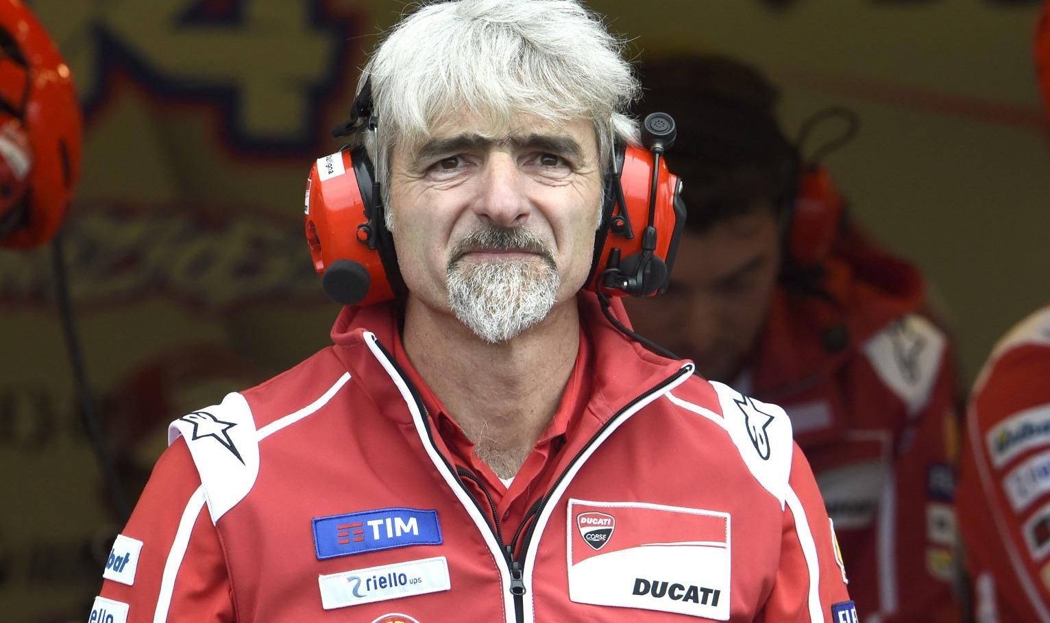 Джиджи Даллинья, директора Ducati Corse
