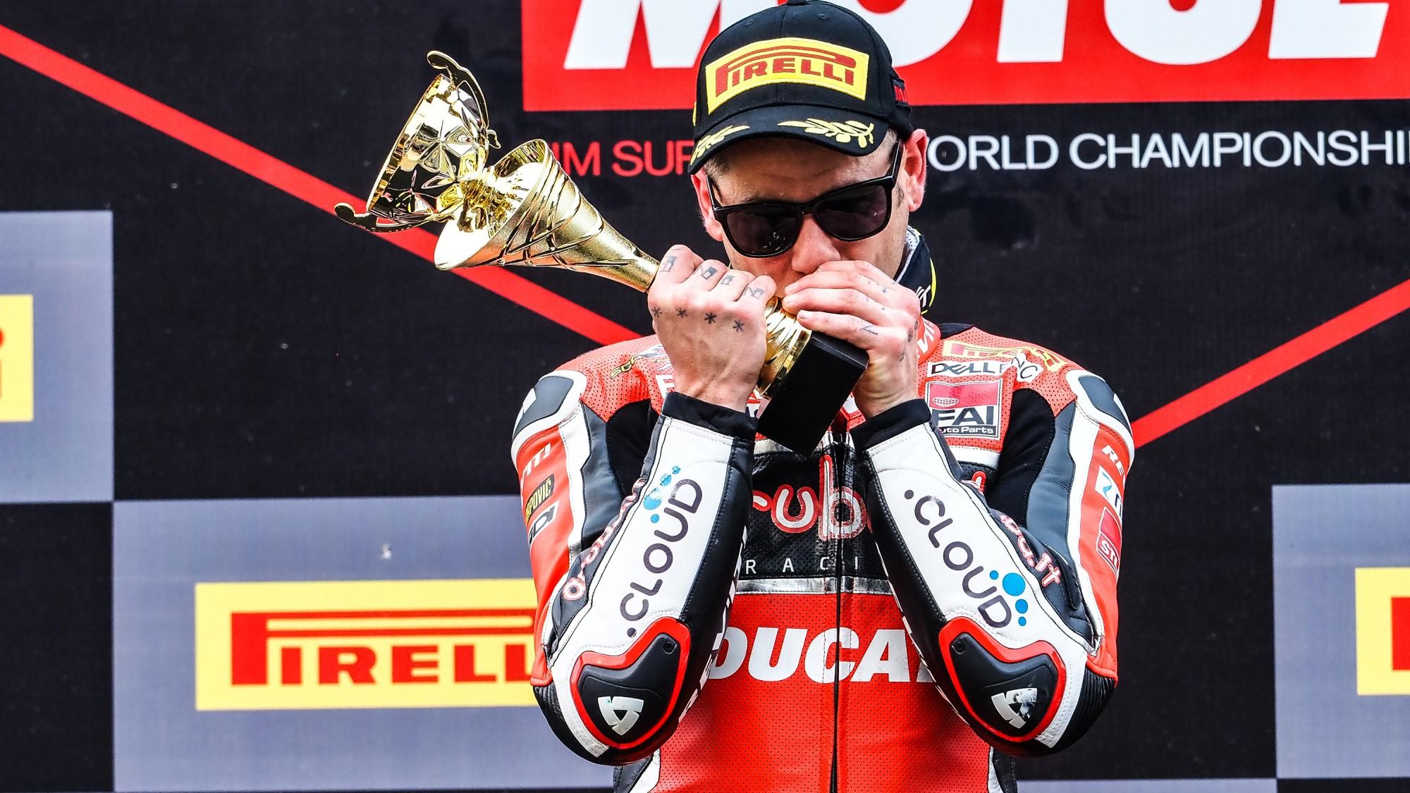 WSBK 2019: Ducati Bautista