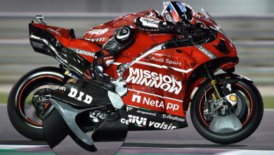 Ducati qatar gran prix