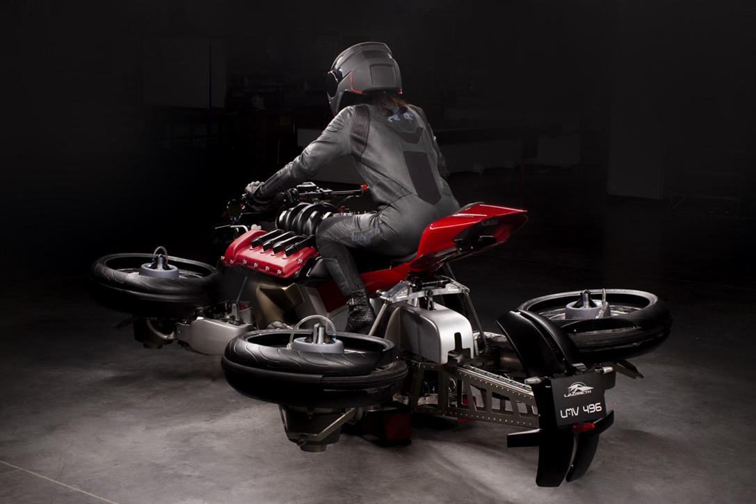 Lazareth La Moto Volante (LMV 496)