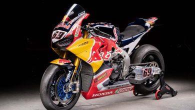 Honda CBR1000RR SP2 WSBK
