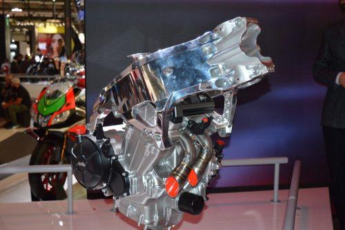aprilia rs660 concept frame