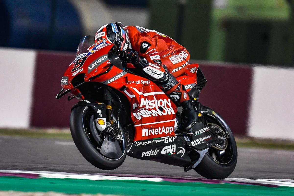 Ducati Qatar 2019
