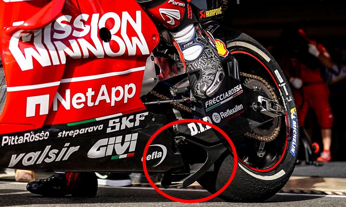 FIM MotoGP Court of Appeal Ducati Desmosedici GP19