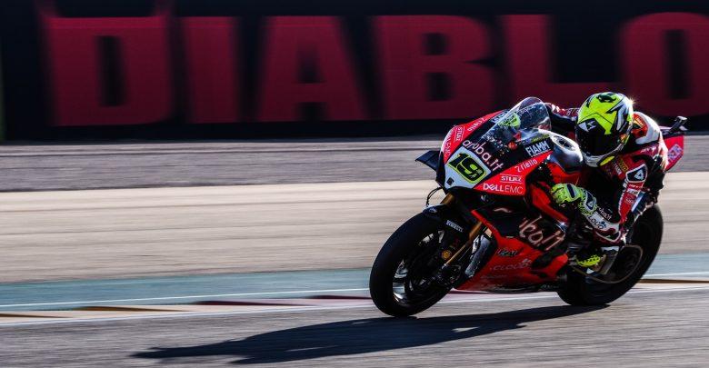 WSBK 2019 Motocard Aragon Round