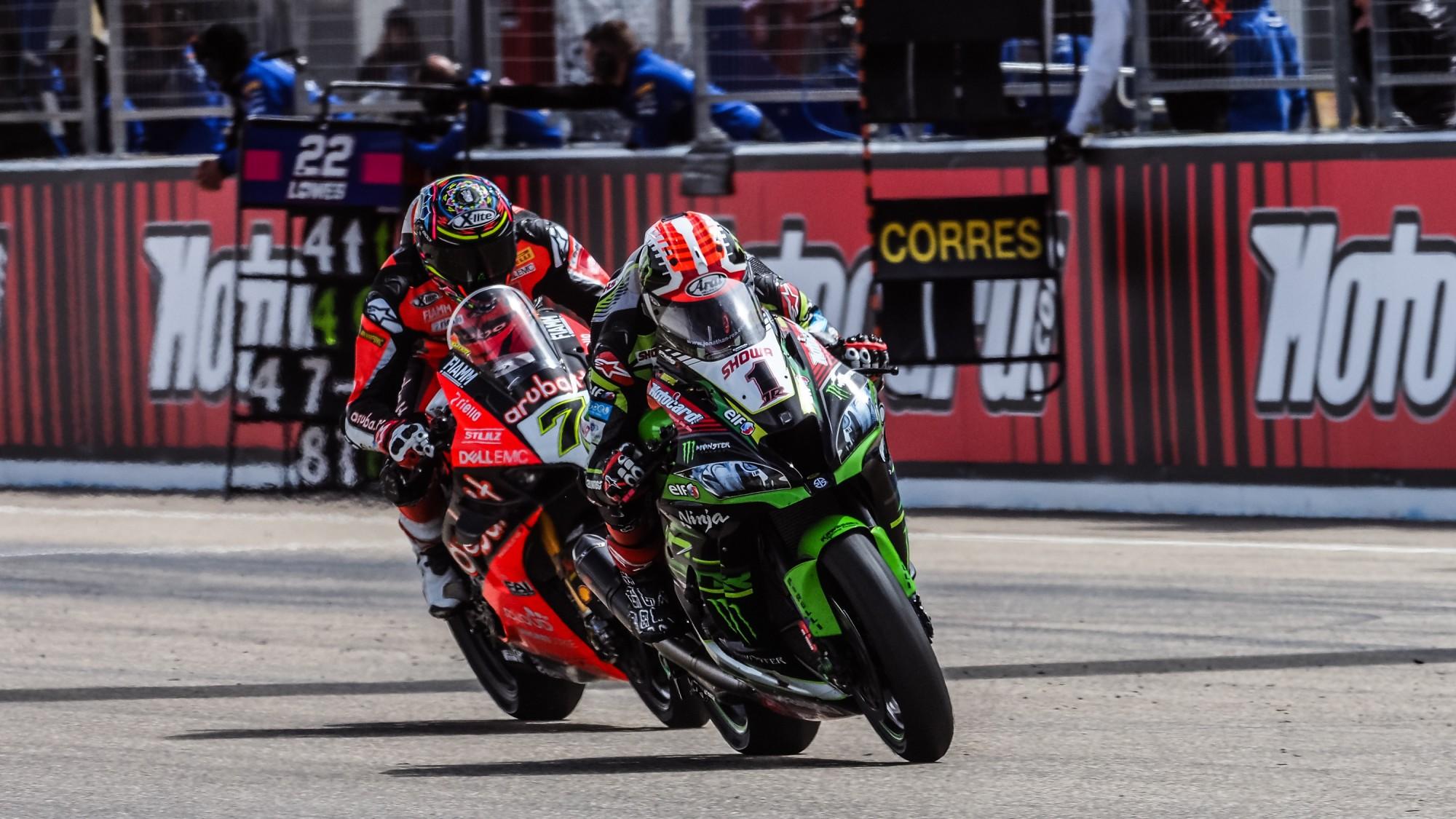 WSBK 2019 Motocard Aragon Round_2