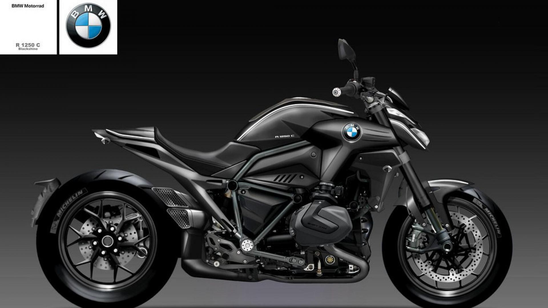 BMW R1250C Blackshine