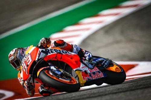 MotoGP 2019: Результаты Гра При Америк Маркез
