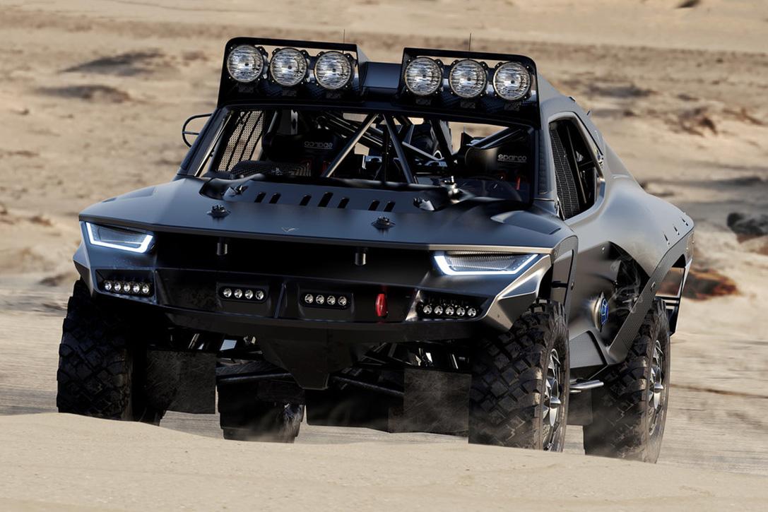 Ford F150 Desert Storm_2