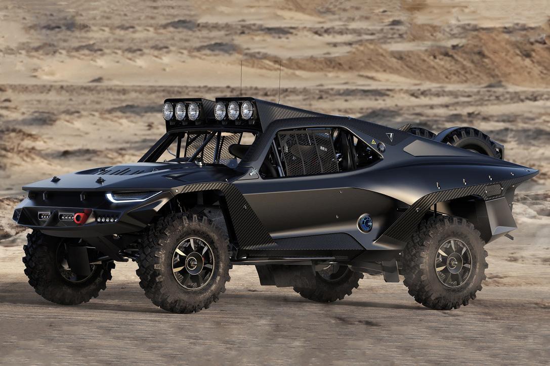 Ford F150 Desert Storm