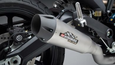 Yoshimura R-34 для Ducati Scrambler