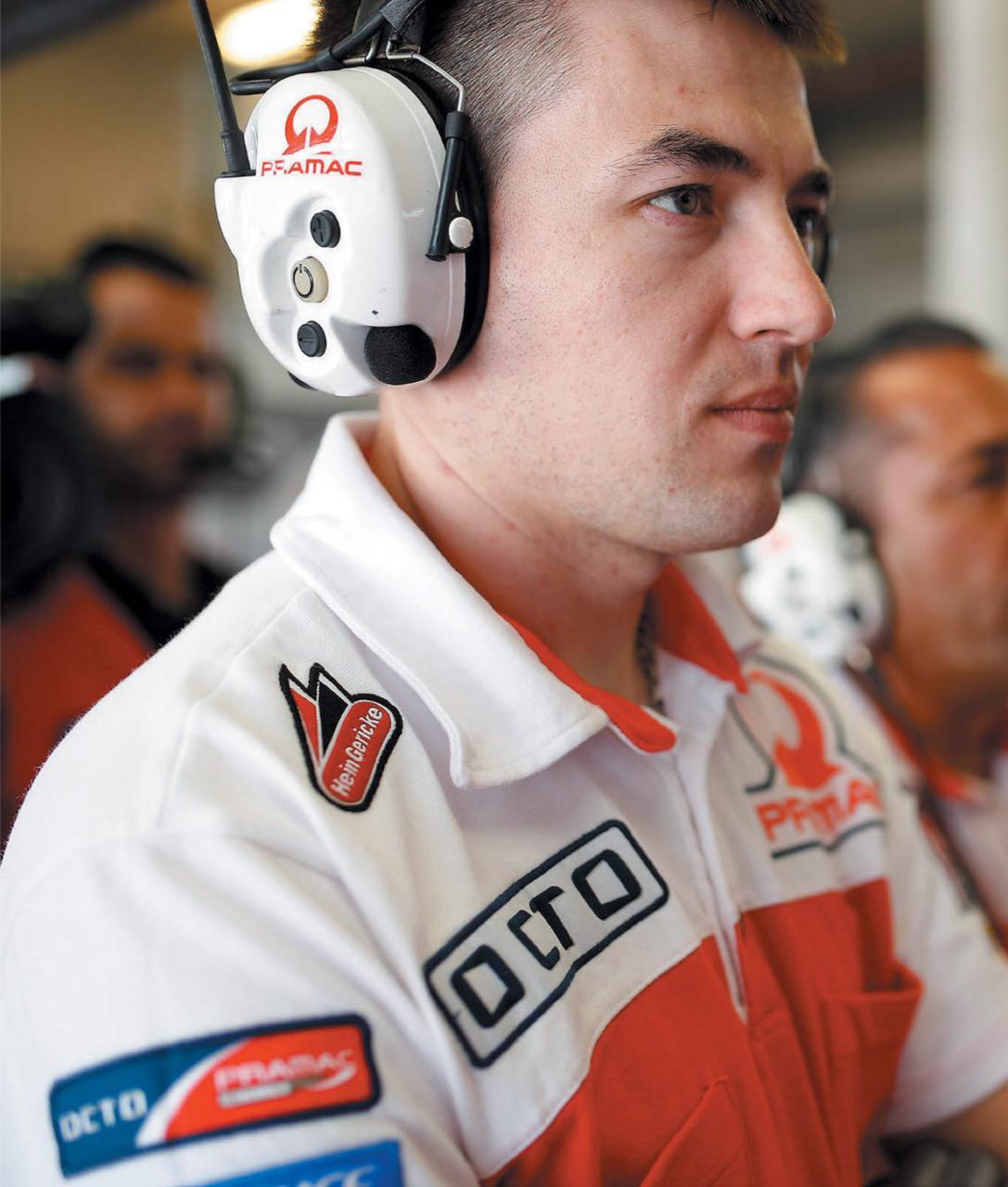 Гоночная кухня: интервью с инженером MotoGP Антоном Богдановым