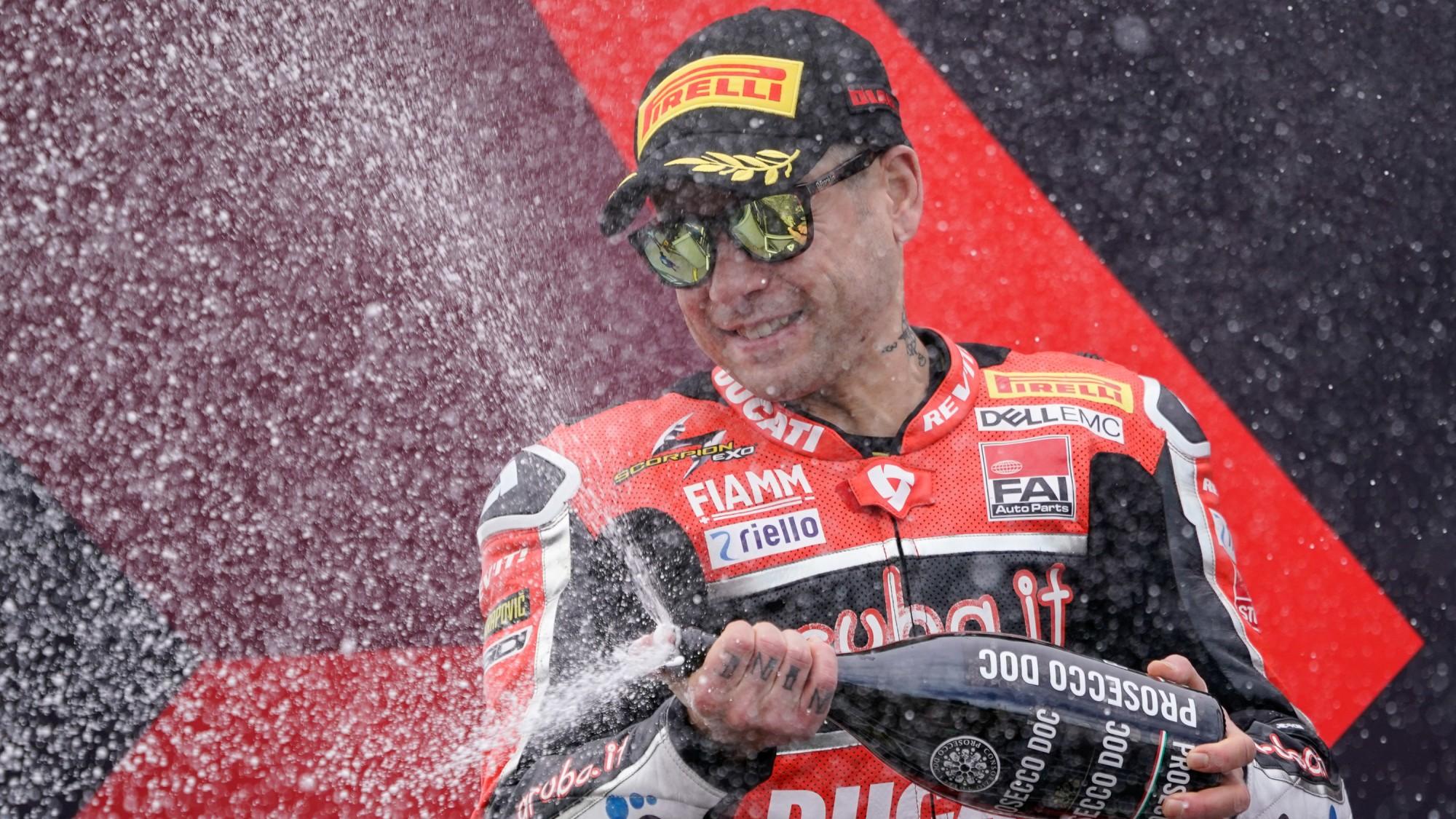 WSBK 2019 Motocard Aragon Round_4