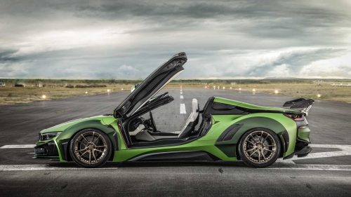 BMW i8 Army Edition_5