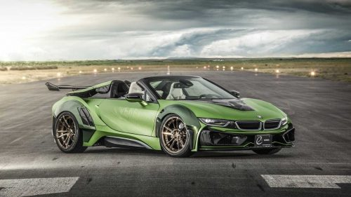 BMW i8 Army Edition_2