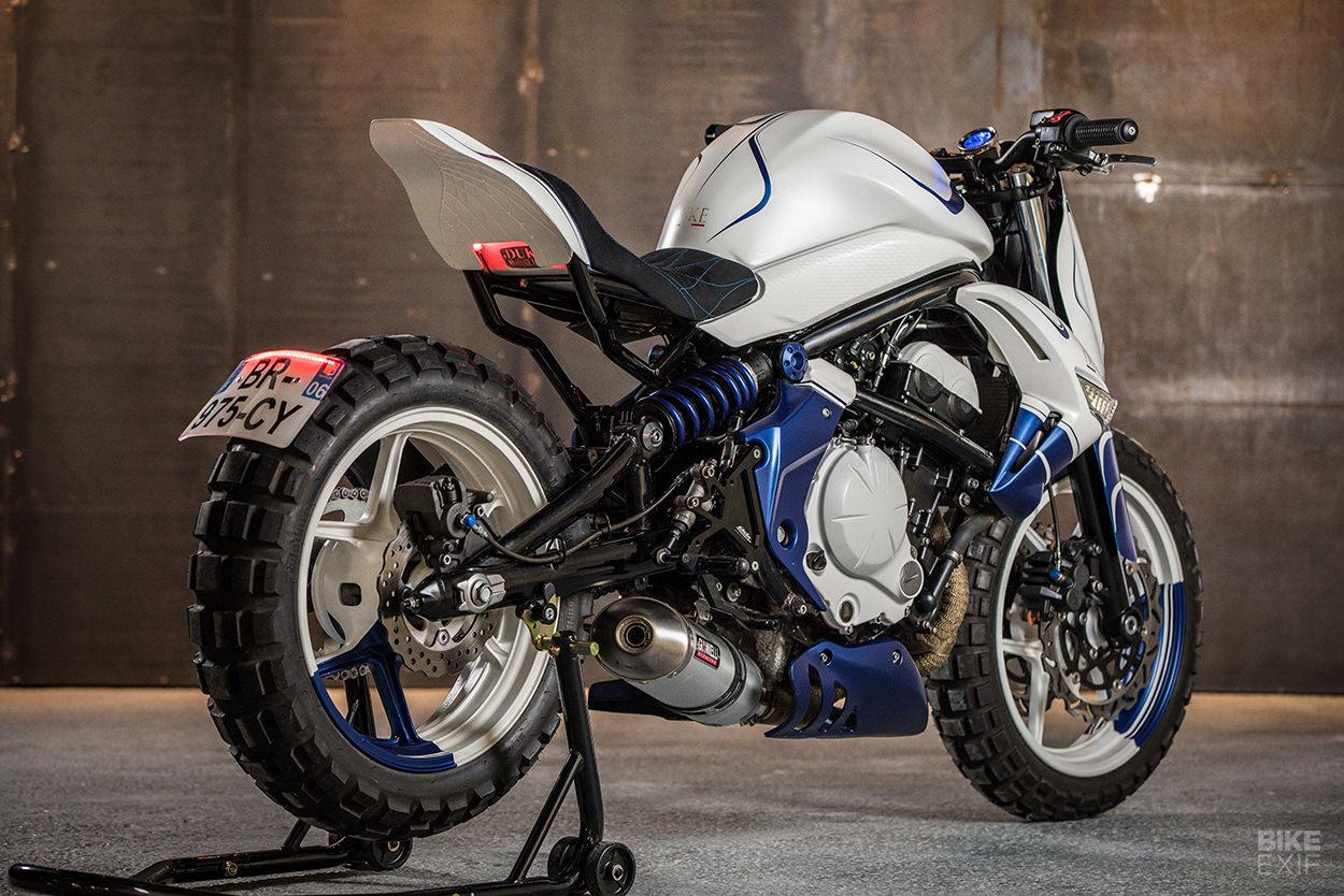 Кастом Kawasaki ER6-N Duke Motorcycles_2