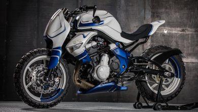 Кастом Kawasaki ER6-N Duke Motorcycles
