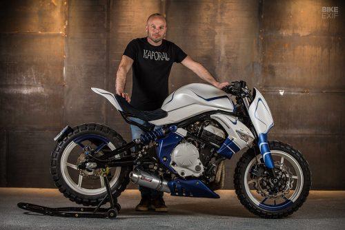 Кастом Kawasaki ER6-N Duke Motorcycles_3