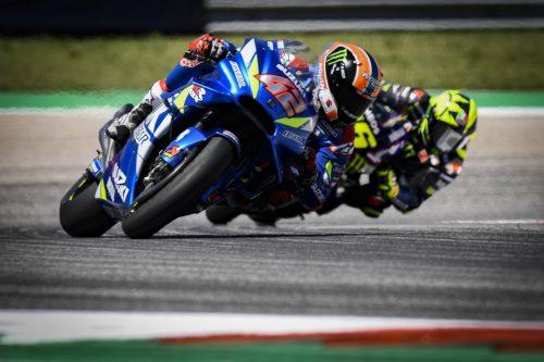 MotoGP 2019: Результаты Гра При Америк
