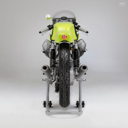 Moto Guzzi LE MANS KAFFEEMASCHINE