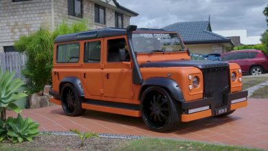 Land Rover Defender IKON