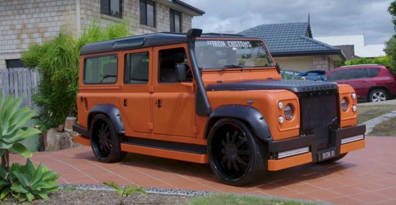 Land Rover Defender IKON