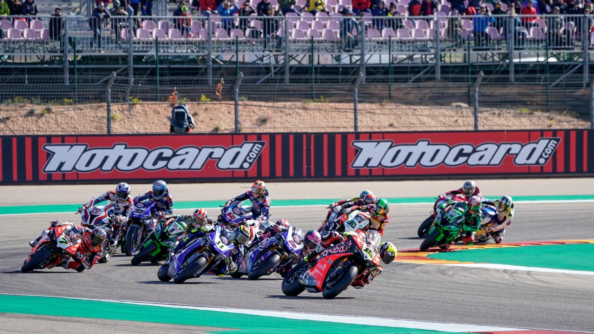 WSBK 2019 Motocard Aragon Round_3