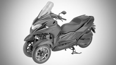 Трицикл Yamaha 3CT
