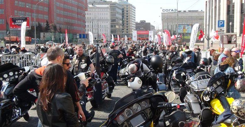 Московский мотофестиваль 2019
