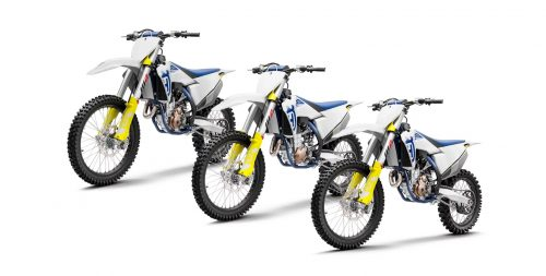 Husqvarna Motorcycles 2020
