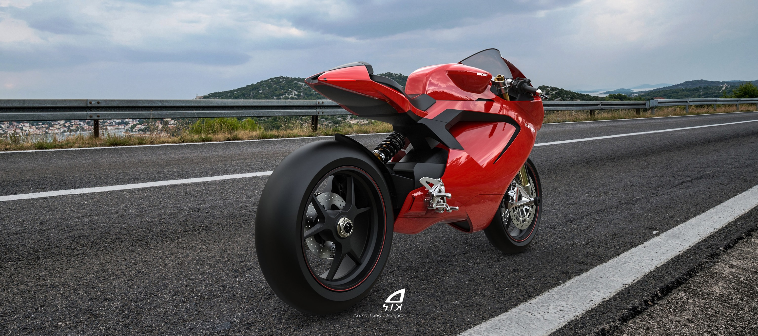 Ducati Panigale Elettrico_2