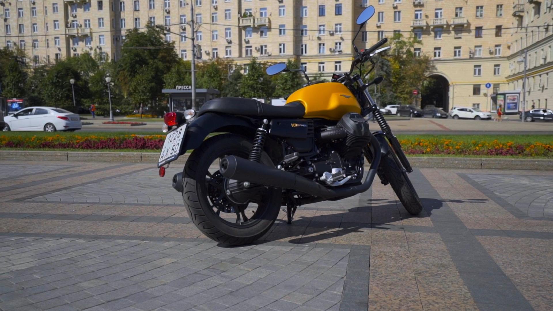 Обзор Moto Guzzi V7III Stone_3