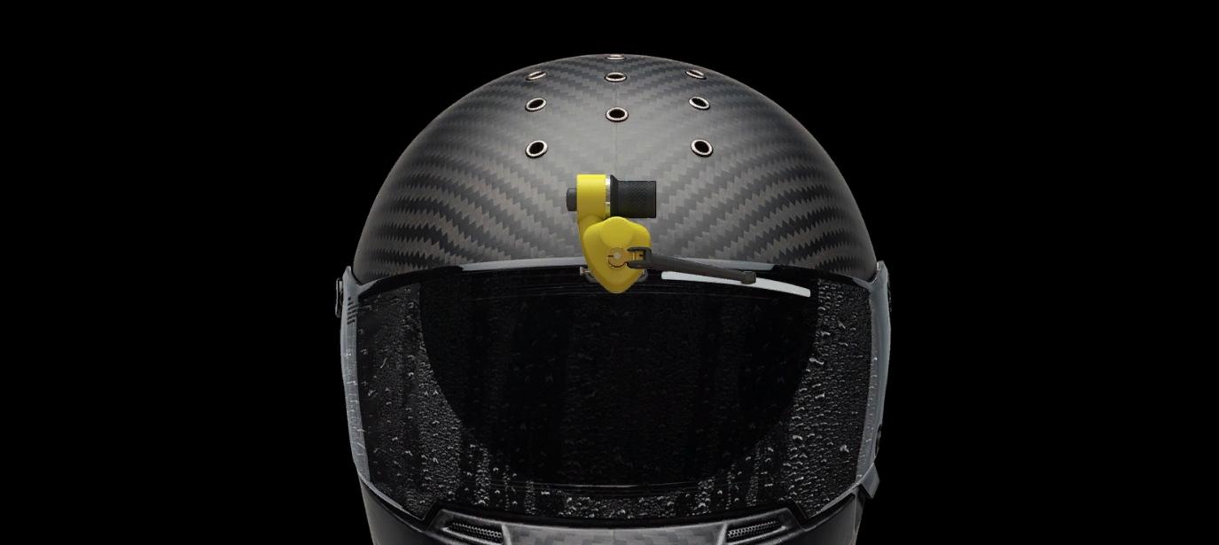 Дворник для шлема WiPEY_2