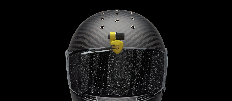 Дворник для шлема WiPEY