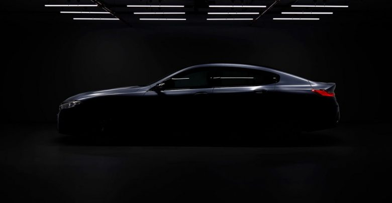 bmw 8 Gran Coupe 2020