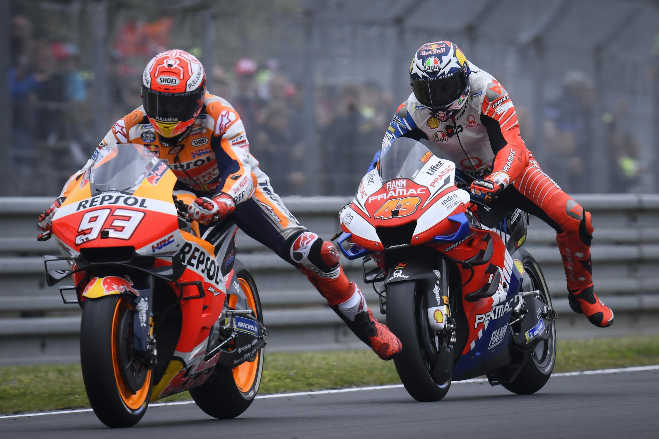MotoGP 2019: Гра При Ле-Мана фото