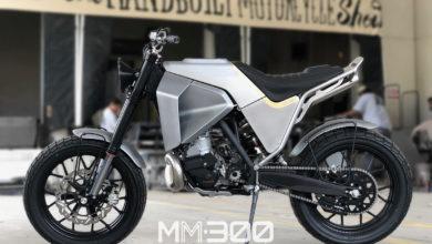 Moto Mucci MM-300