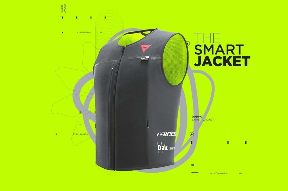Dainese Smart Jacket - умный Airbag для всех