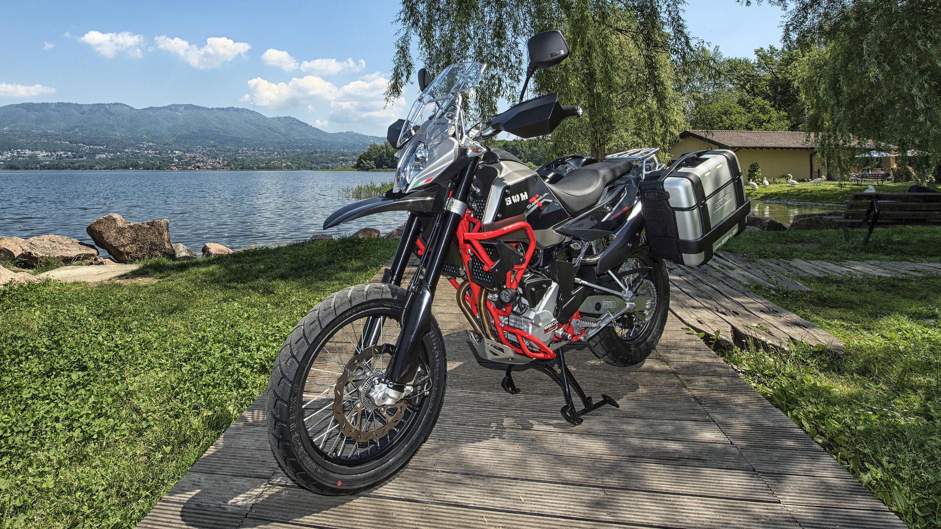 Итальянские мотоциклы SWM_2